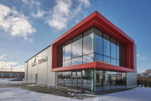 Steel Buildings for Commercial use| BORGA