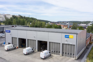 Industrial Steel Buildings | BORGA